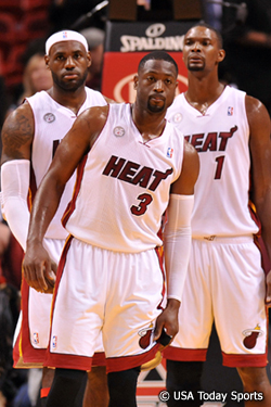 the miami heat are the hottest team in the nba riding a 22 game